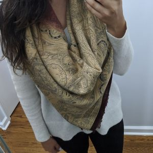 Beautiful Print Scarf